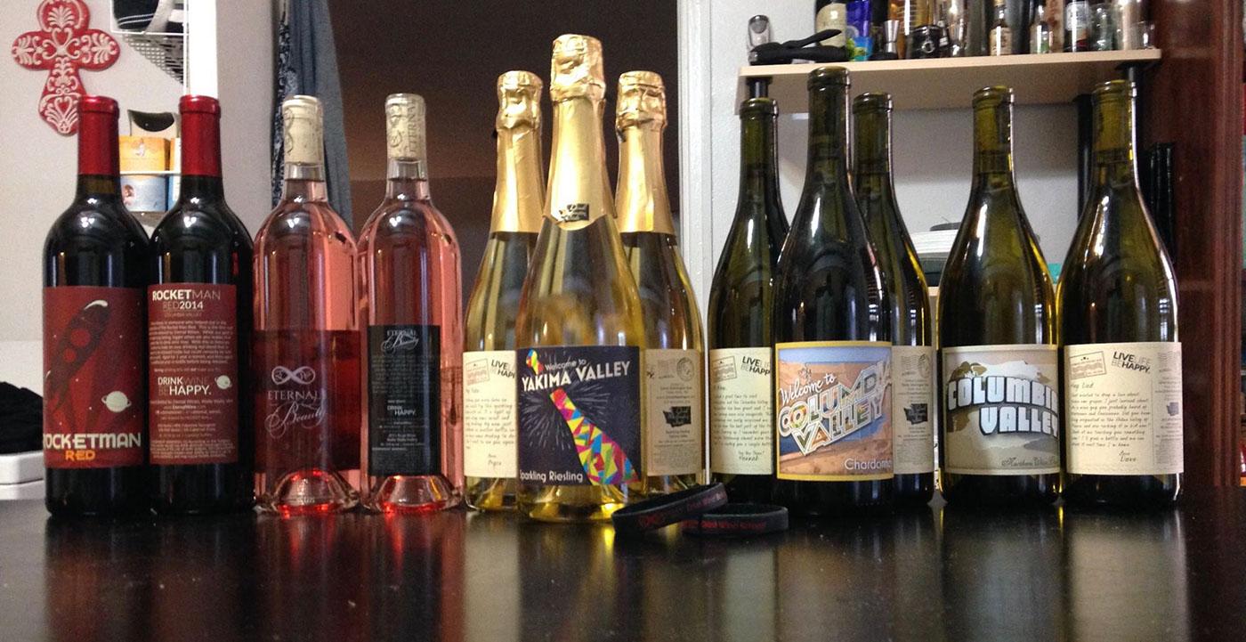 Eternal Wines - Lineup