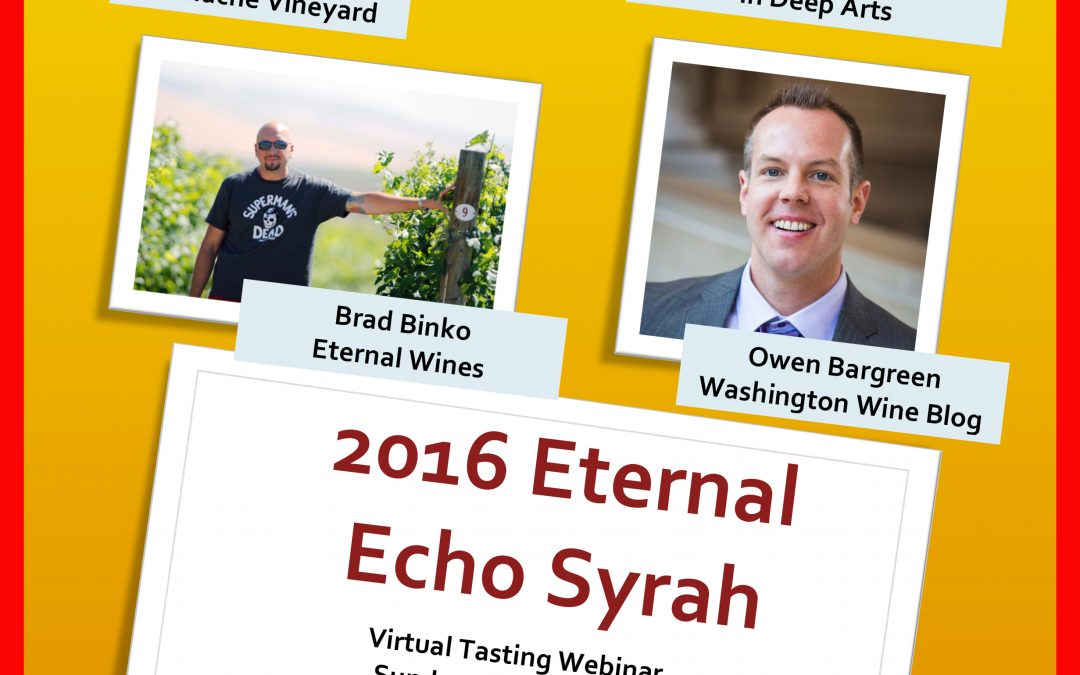 Opening date, Virtual Tasting Seminar Sunday, new wines & 90+ scores!